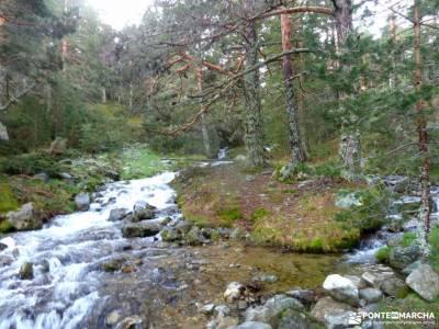 RETO Senderista,Valle Lozoya; el almanzor parque de urbasa najarra senderismo wikipedia